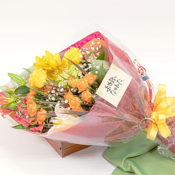 退職した方へ贈る花束